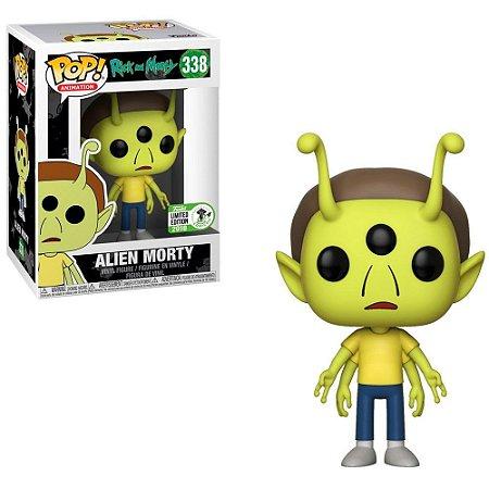 Funko Pop Rick And Morty 338 Alien Morty - Funko Pop