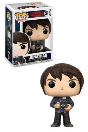 Funko Stranger Things 513 Jonathan - Funko Pop
