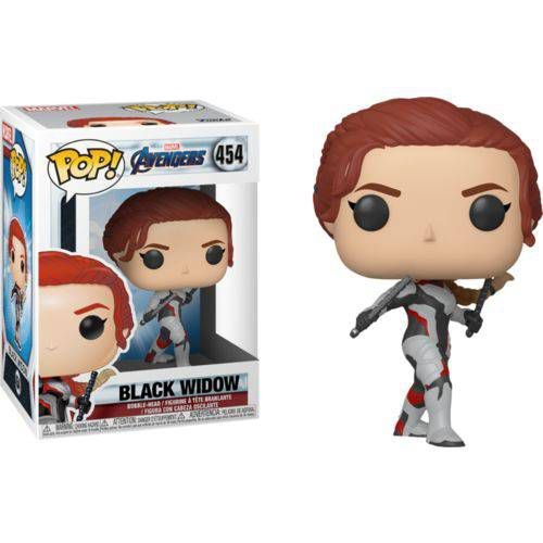Funko Pop Vingadores Ultimato 454 Viúva Negra - Funko Pop