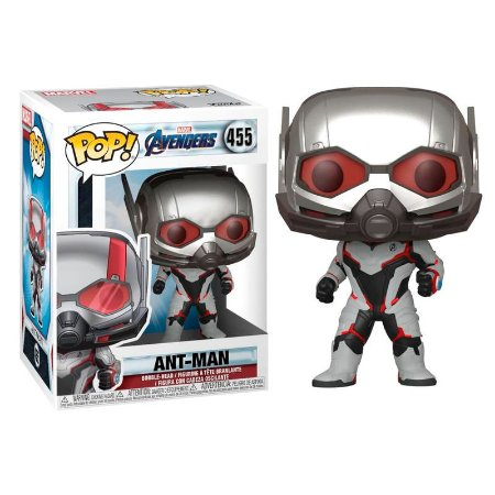 Funko Pop Vingadores Ultimato 455 Homem Formiga - Funko Pop