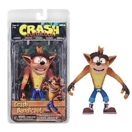 Crash Bandicoot Action Figure Neca - Geek Gamer