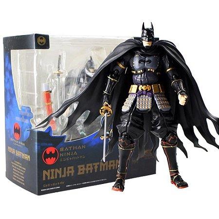Boneco Batman Ninja Action Figure Figuarts - Dc Comics