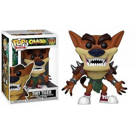 Funko Crash Bandicoot 533 Tiny Tiger - Funko Pop
