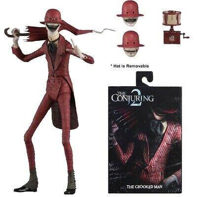 The Crooked Man Action Figure Invocação do Mal 2 - Neca Ultimate