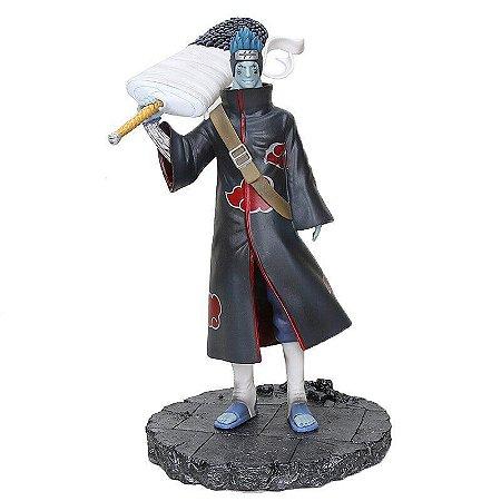 Kisame Hoshigaki Action Figure Estátua 28 cm Naruto Shippuden