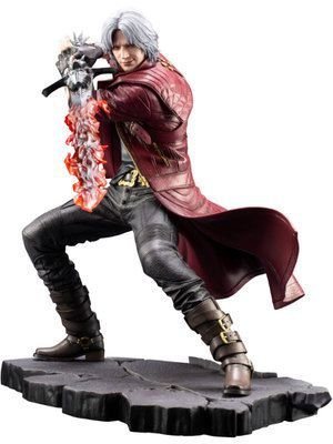 Estátua Dante Devil May Cry 5 Escala 1/8 ARTFX J - Kotobukiya