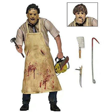 Leatherface Action Figure O Massacre da Serra Elétrica - Neca