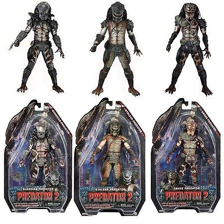 Action Figure Predador 2 Movie Series 5 Articulado - Neca