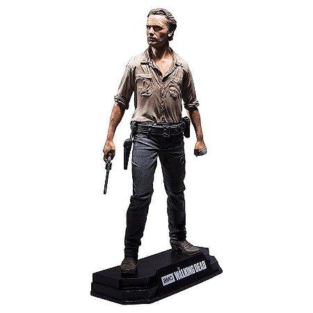Figure The Walking Dead Color Tops Rick Grimes - McFarlane toys
