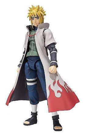 Minato Namikaze Action Figure Naruto Shippuden