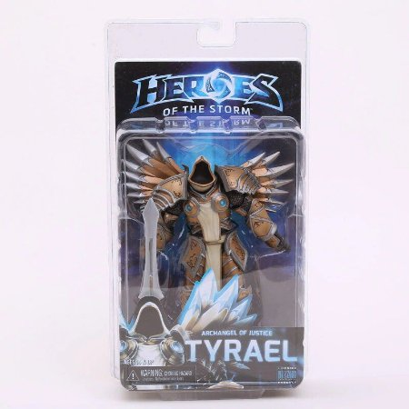 Action Figure Tyrael Heroes Of The Storm Series 2 - neca