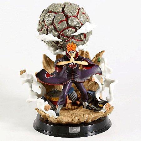 Estátua Pain Nagato Chibaku Tensei 25 cm – Naruto Shippuden