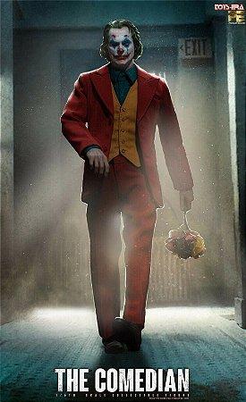 The Joker Joaquin Phoenix Escala 1/6 Action Figure Coringa 32 cm - Toys Era