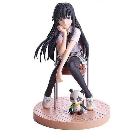 Yukino Yukinoshita Figure 15 cm Anime OreGairu - Animes Geek