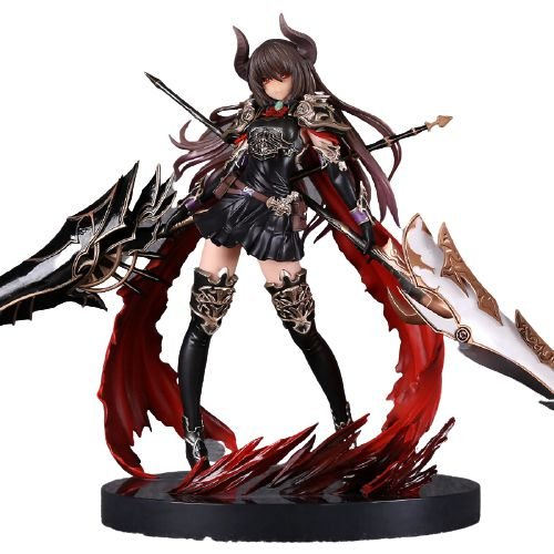 Dragoon Forte the Devoted Figure 30 Cm Rage Of Bahamut - Animes Geek