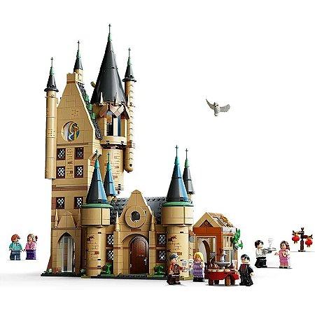 A Torre de Astronomia Harry Potter 1007 peças - Blocos de Montar