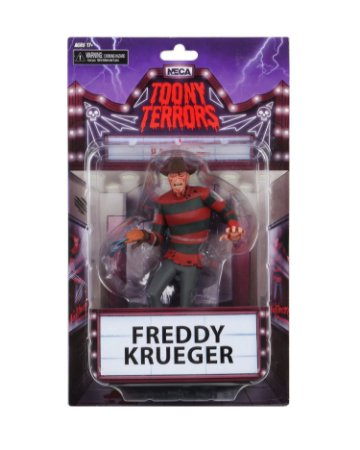 Freddy Krueger Toony Terrors - Neca