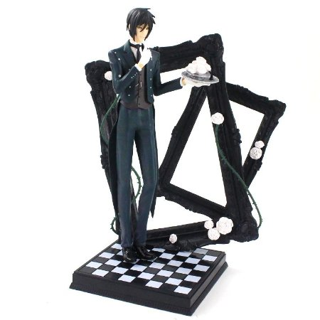 Figure Sebastian Michaelis Black Butler - Animes Geek