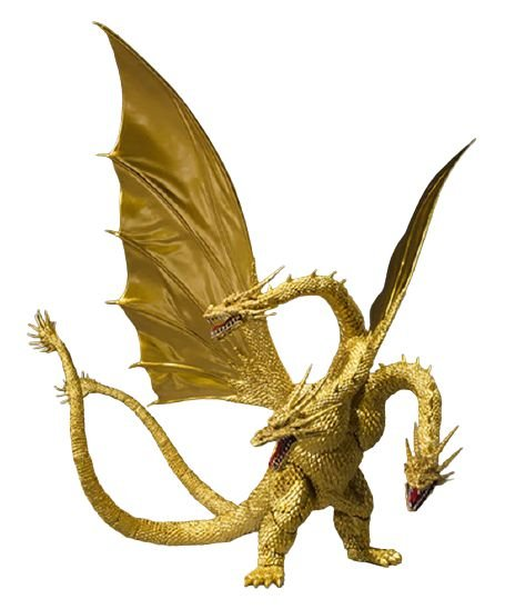 Ghidorah Action Figure Godzilla King Of The Monsters