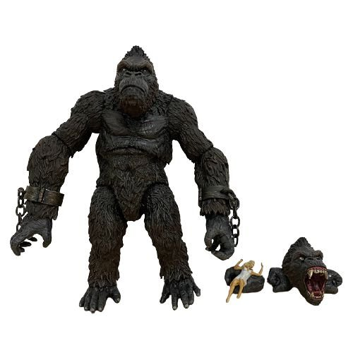 King Kong A Ilha da Caveira Action Figure
