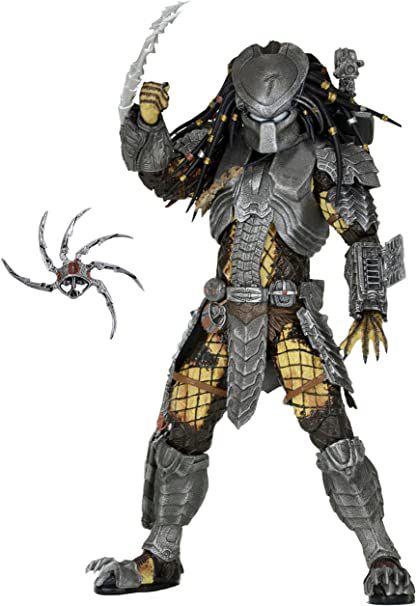 Action Figure Masked Scar Alien Vs Predador Movie Series 15 Articulado - Neca