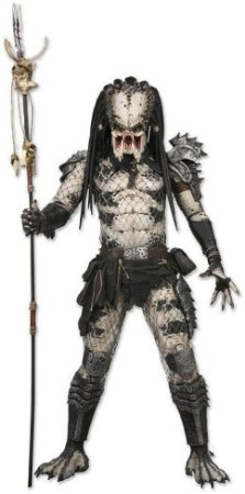Action Figure Shaman Predador 2 Movie Series 4 Articulado - Neca