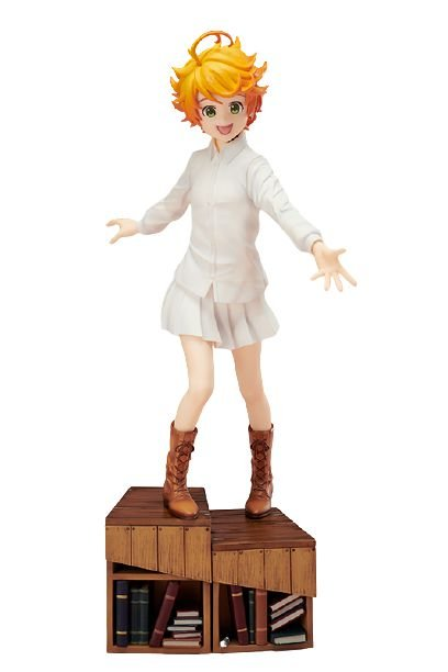 Estátua Emma 1/8 Original Sega Prize - The Promised Neverland