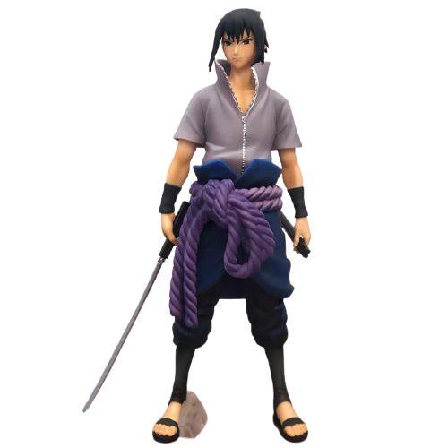 Sasuke Grandista Black Shinobi Relations 30 CM - Naruto Shippuden