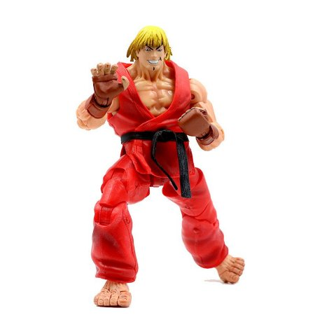 Ken Action Figure Street Fighter IV - Neca