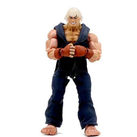 Ken Action Figure Survival Mode Street Fighter IV - Neca