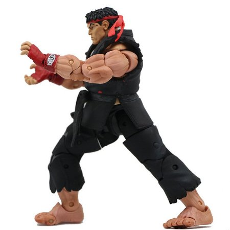 Ryu Action Figure Survival Mode Street Fighter IV - Neca