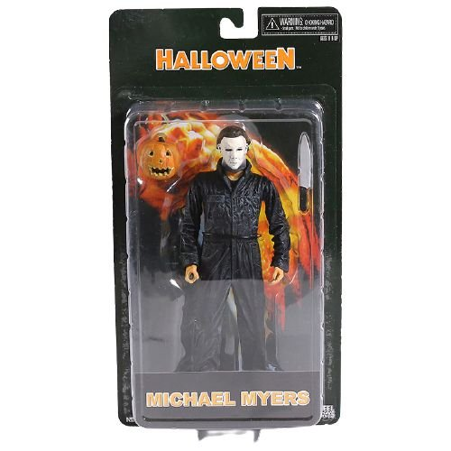 Michael Myers Action Figure Cult Classics Halloween - Neca
