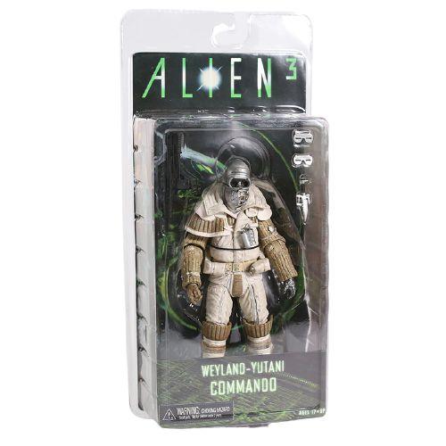 Action Figure Weyland Yutani Alien 3 - Neca