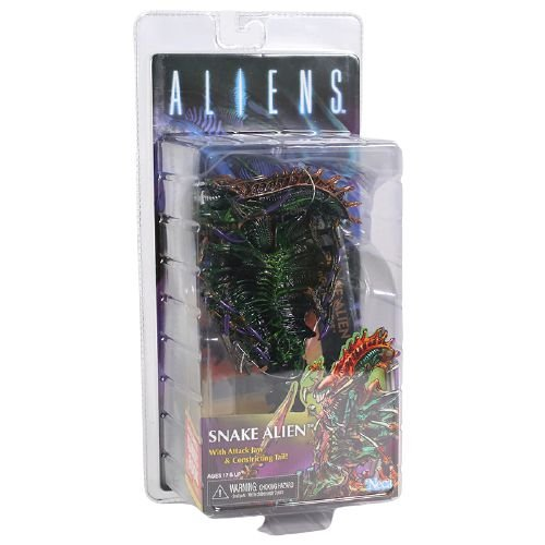Action Figure Snake Alien Aliens - Neca