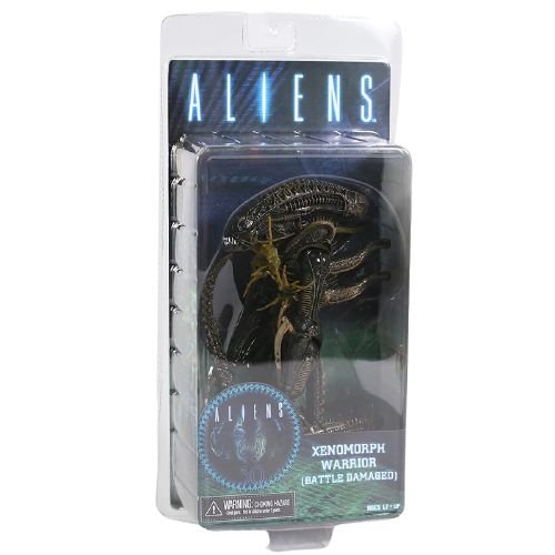Action Figure Warrior Brown Aliens - Neca