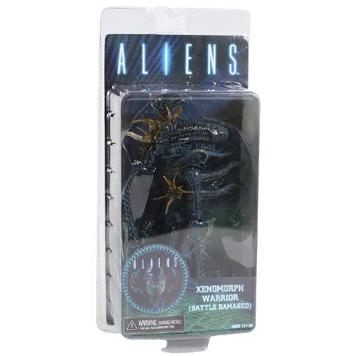 Action Figure Xenomorph Battle Damaged Ver. II Aliens - Neca