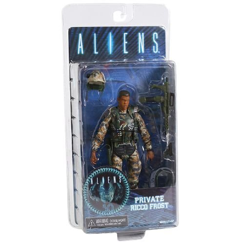 Action Figure Private Ricco Frost Aliens - Neca