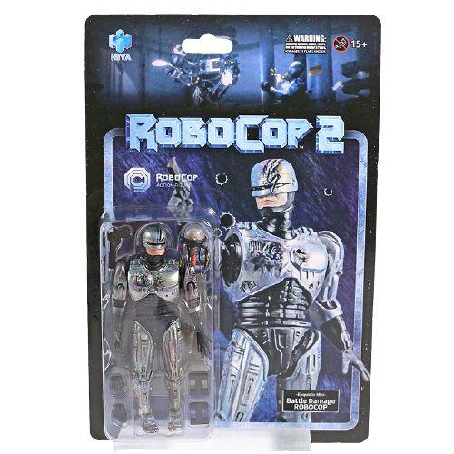 Action Figure Robocop 2 Versão Battle Damaged Original Hiya - Cinema Geek