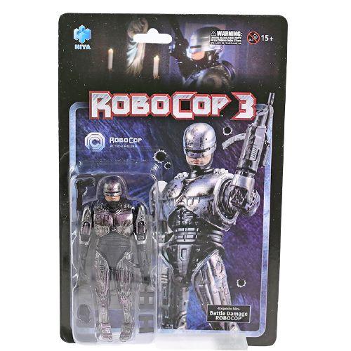 Action Figure Robocop 3 Versão Battle Damaged Original Hiya - Cinema Geek