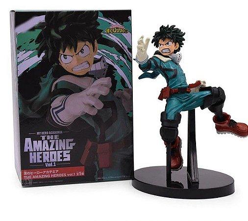 Midoriya Izuku The Amazing Heroes Figure Boku No Hero Academia - Animes Geek