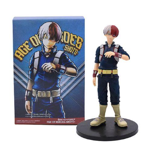 Todoroki Shoto Age Of Heroes Figure Boku No Hero Academia - Animes Geek