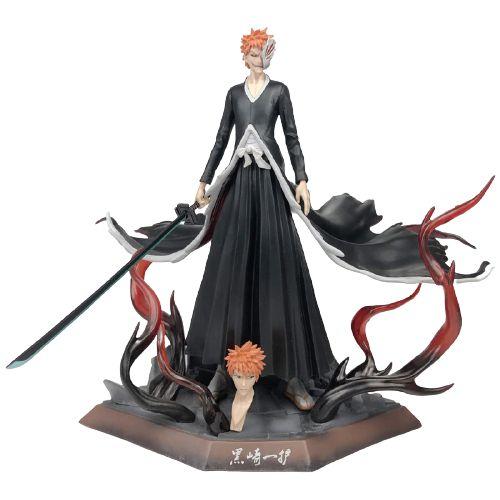 Estátua Ichigo Kurosaki 30 Cm Bleach - Animes Geek