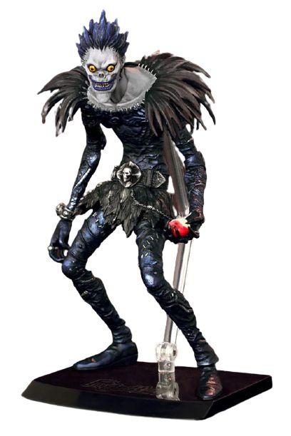 Action Figure Ryuk Boneco Articulado - Death Note