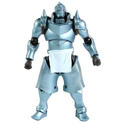 Action Figure Boneco Alphonse Elric - Fullmetal Alchemist