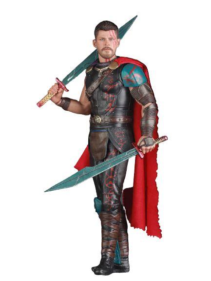 Estátua Thor Ragnarok Escala 1/6 30 Cm - Vingadores