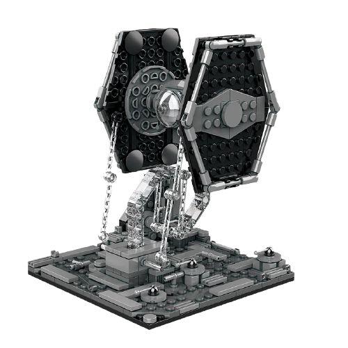 Tie Fighter 302 peças Star Wars - Blocos de Montar