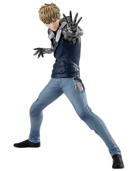 Genos Figure One Punch Man - Original Good Smile Company