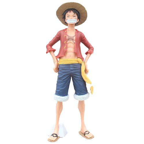 Estátua Monkey D. Luffy 25 CM One Piece