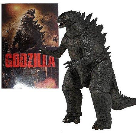 Boneco Godzilla 2014 Monster king Action Figure - Neca