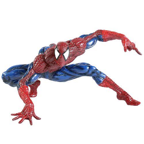 Figure Homem Aranha Comics Estátua grande - Spider Man